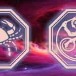 знак рака и знак обезьяны