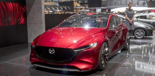 какие автомобили Mazda выйдут на рынок 2020