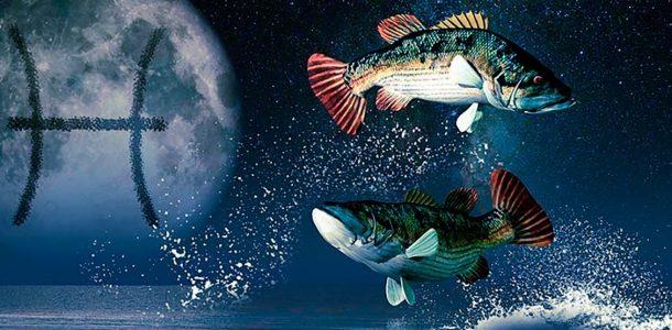 женщина рыбы 2020