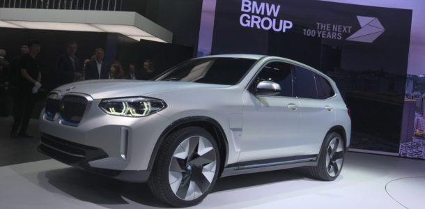 BMW X3e 2020