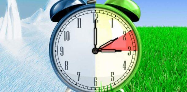 зачем переводить часы на час назад вперед