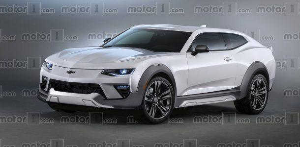 Chevrolet FNR-X 2020