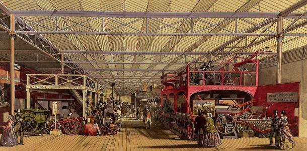 експо Лондон 1851