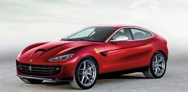 Ferrari FUV 2020