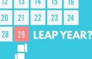 До какого числа февраль в 2020 году?