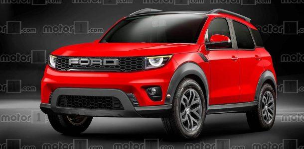 Ford Maverick 2020
