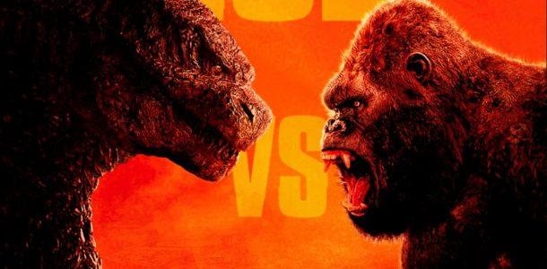 Годзилла против Конга 2020