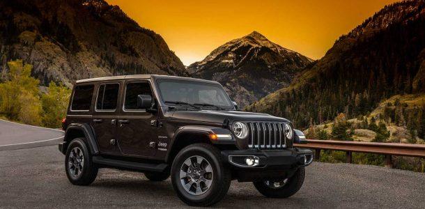 Jeep Wrangler Plug-In Hybrid 2020