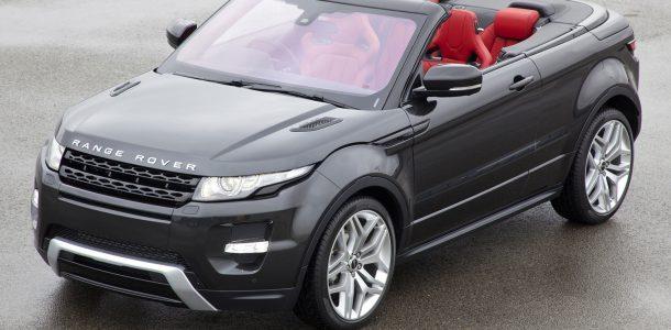 Range Rover Evoque Convertible 2020