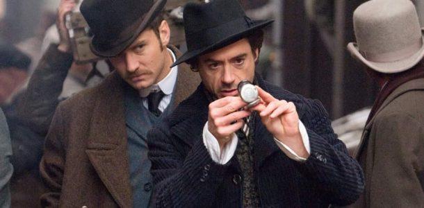 Дата выхода Шерлок холмс 3