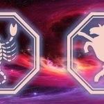 знаки скорпиона и козы