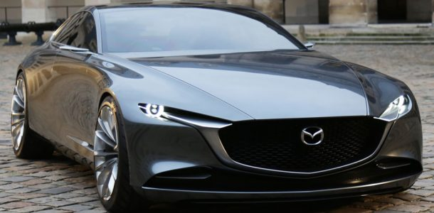 Mazda Vision Coupe фото