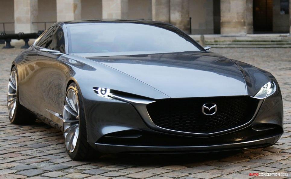 Новые модели Mazda 2020 года