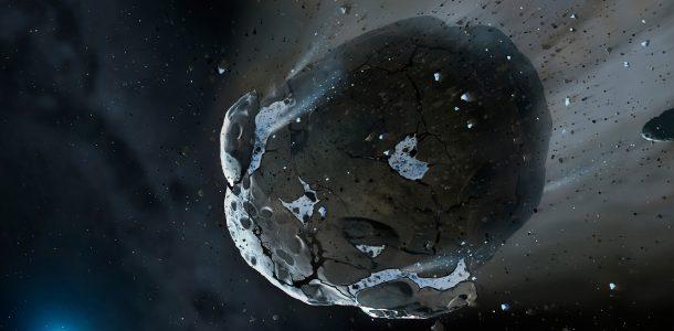 астероид 2020 видео