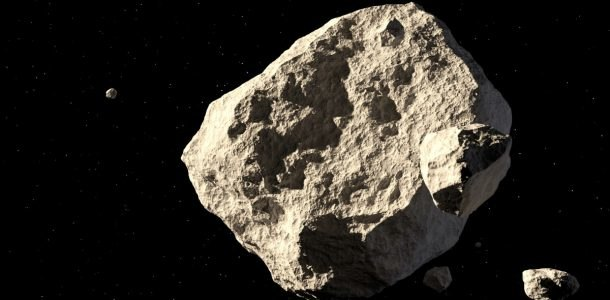 астероид 3 сентября