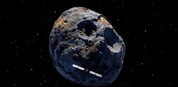 все опасные астероиды