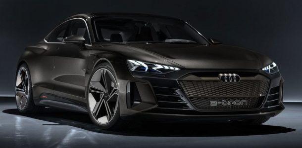 новые электромобили Audi 2020