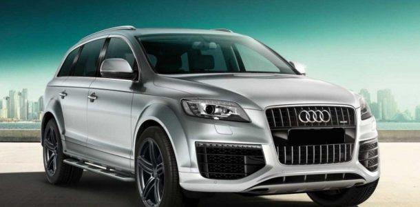 Audi Q9 2020