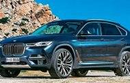 Обновленная BMW X8 G09 2020 модельного года