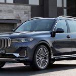 кроссовер BMW X8 G09 2020