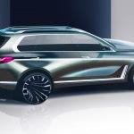 концепты новой BMW X8 G09 2020 года