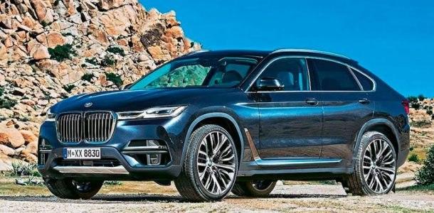 BMW X8 G09 2020