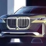 шпионские фото BMW X8 2020