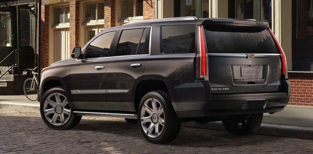 Cadillac Escalade 2020 фото
