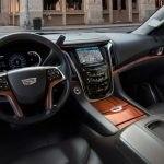 Cadillac Escalade 2020 редизайн