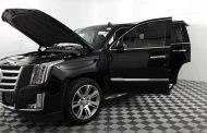 Обновленный Cadillac Escalade 2020 модельного года