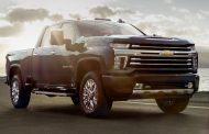 Chevrolet Silverado Heavy Duty 2500 2020 модельного года