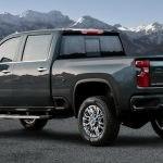 Chevrolet Silverado обзор