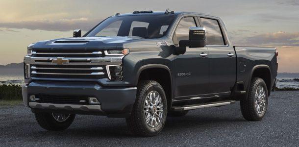 Chevrolet Silverado 2020 фото