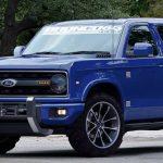 новый внедорожник от Форд