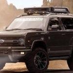 Ford Bronco 2020 4х4