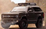 Новый Ford Bronco выйдет в 2020 году