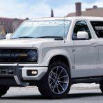 форд бронко 2020