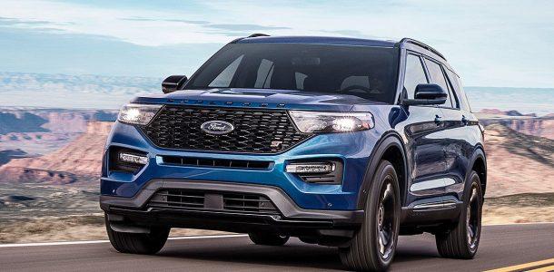 форд експлорер 2020