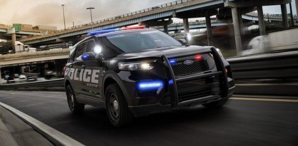 полицейские форд 2020