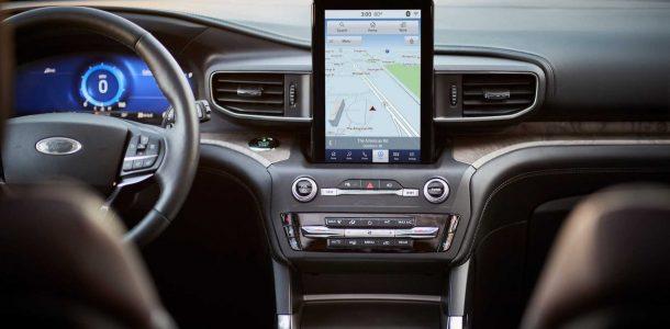 тех характеристики Ford Explorer 2020