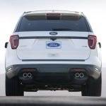 белый форд эксплорер 2020