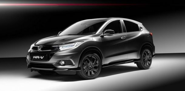 новые модели Хонда 2020