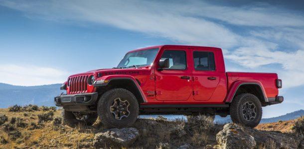 Jeep Gladiator Pickup