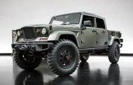 Новый Jeep Gladiator 2020 модельного года