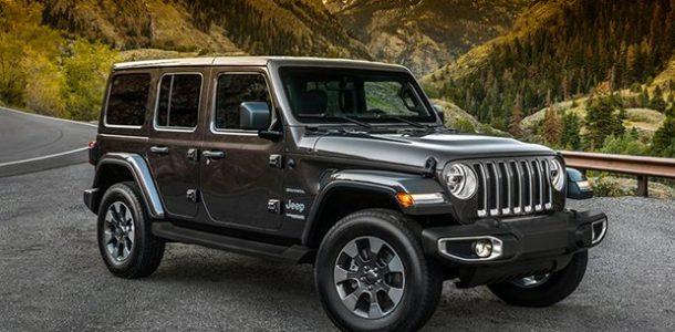 новые модели Jeep 2020