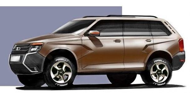 новые автомобили АвтоВАЗ 2020