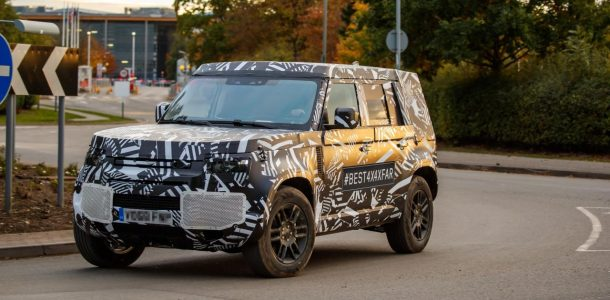 land rover defender комплектации