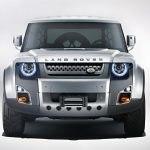новинки Land Rover 2020
