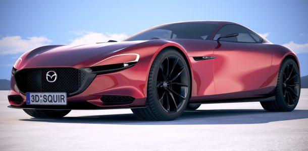 Mazda RX-9 концепт