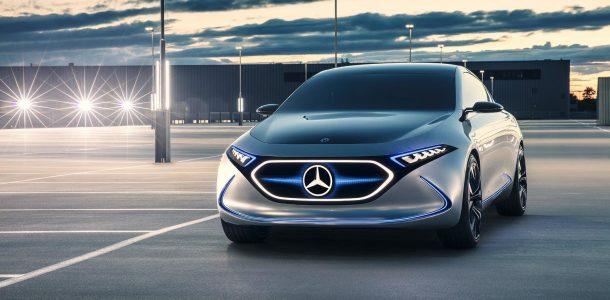 Mercedes-Benz концепт фото